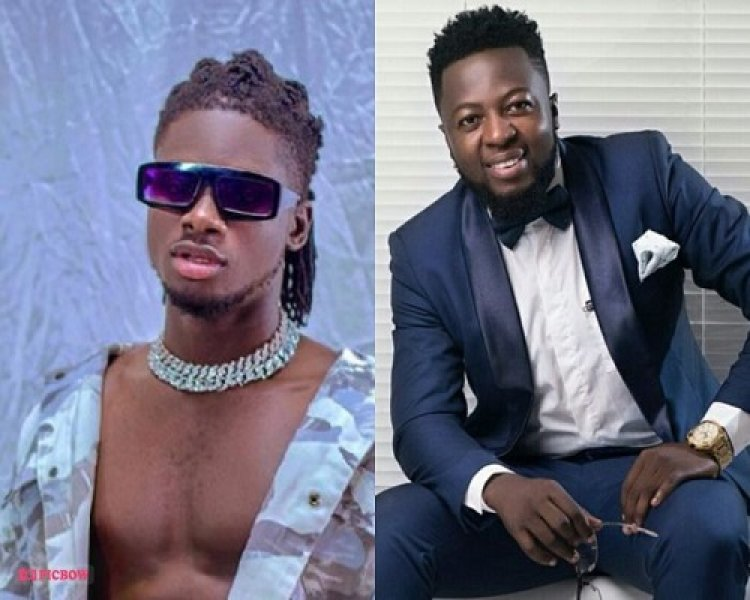 Guru Calls Kuami Eugene's Mum Ashawo and Tags Him An Orphan As Beef Hits New Low