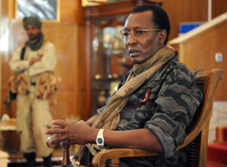 Chadian activist jailed for saying president is ill